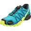 Salomon Speedcross 4 Shoes Women deep peacock blue/lime punch/grape juice